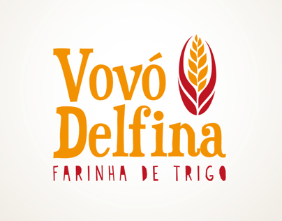 Embalagem Farinha de Trigo Vovó Delfina