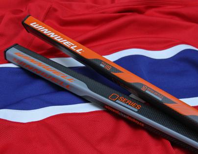 Winnwell Hockey Q Series Hockey Sticks