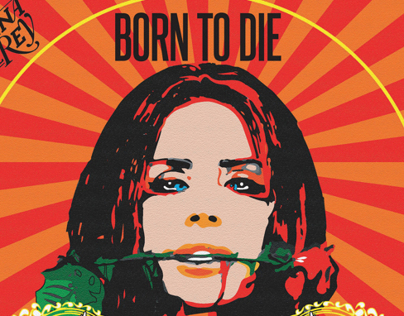 Born To Die - Variant Album Cover