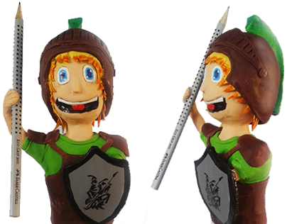 Mascote: Faber-Castell