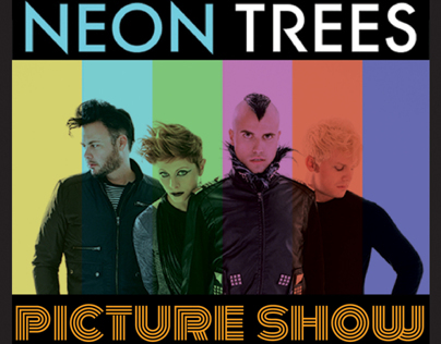 Neon Trees - Picture Show | Variant Media Design