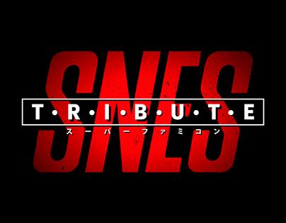 SNES TRIBUTE //Art collab de games de Super Nintendo