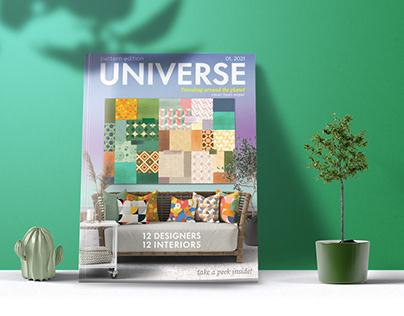 UNIVERSE — pattern edition