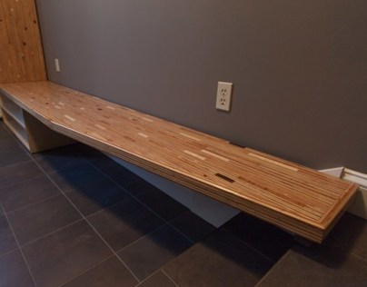 Boot Bench