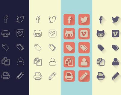 TheUncreativelab  Free Icons