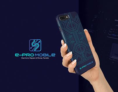 E-pro Mobile   Branding
