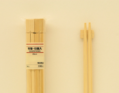 Slow Chopstick - Utensil Design