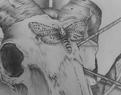 Pencil drawing III