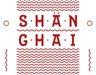 ShanghaiType 动态字体秀International Invitee 国际邀请