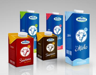 Meggle - product identity