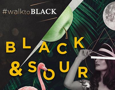 Johnnie Walker- Blender is the new black