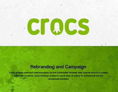 ReBranding Crocs