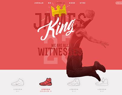 Nike Basketball - LeBron James