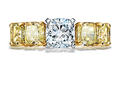 JEWELRY RETOUCHING / Tiffany & Co.