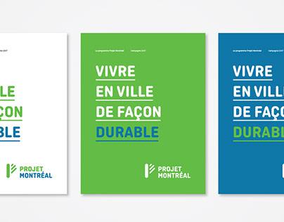 Projet Montréal