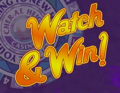 Cher Ae Heights Watch & Win promo