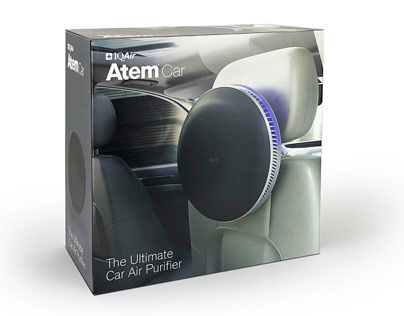 IQAir | Atem Car