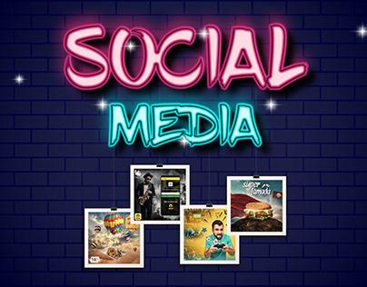 Social Media (Restaurant Design & Food )