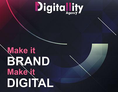 Digitallity Agency Identity