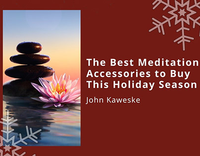 Meditation Accessories To Buy This Holiday Season