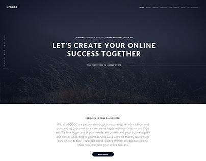 UPQODE - Redesign