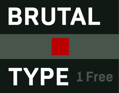 Brutal Type