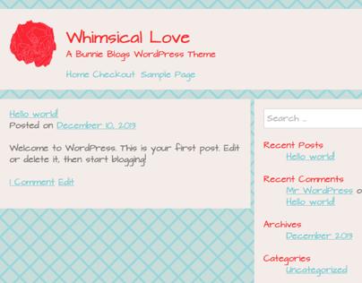Whimsical Love Screenshot