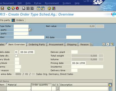SAP Interface & Software Brand