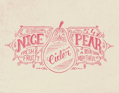 Nice Pear Cider