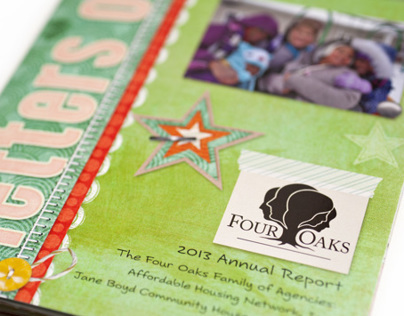 Annual Report: Four Oaks 2013