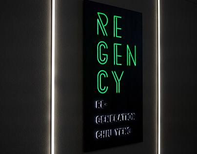 REGENCY ART HOTEL 丨 Visual Identity
