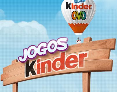 Campanha Digital de Páscoa - Kinder Ovo 2013