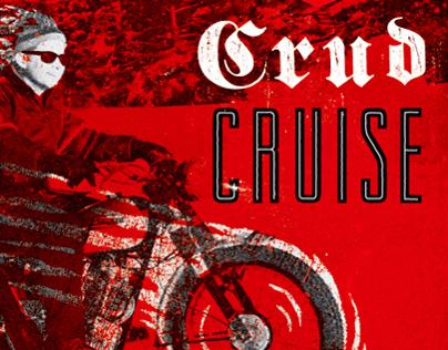 Crud Cruise flyers