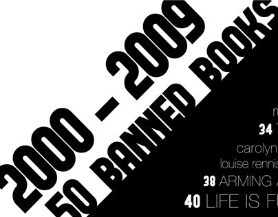 Top 50 Banned Books