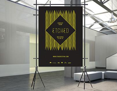 Etched Sound Art Festival