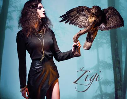 ZIGI 2014 F/W Campaign