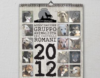 Animal Rights Association - 2012 Calendar