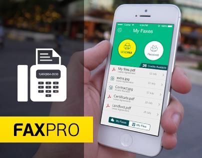 FaxPro App
