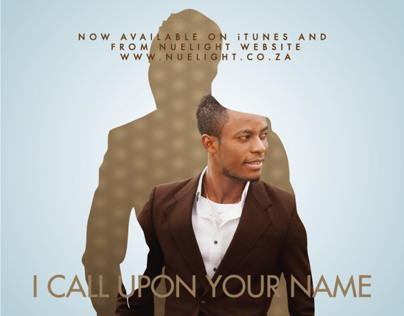 I call upon your name album release poster