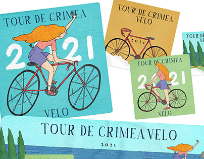 TOUR DE CRIMEA VELO