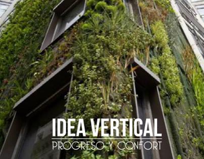 Idea vertical, revista digital