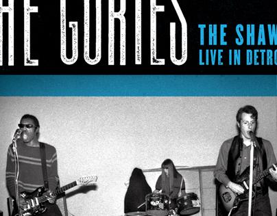 The Gories LP design