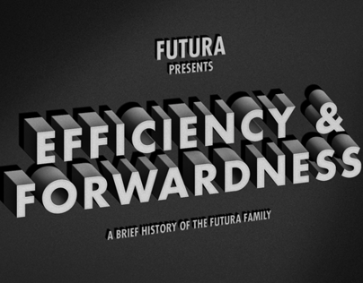 A Brief History of Futura
