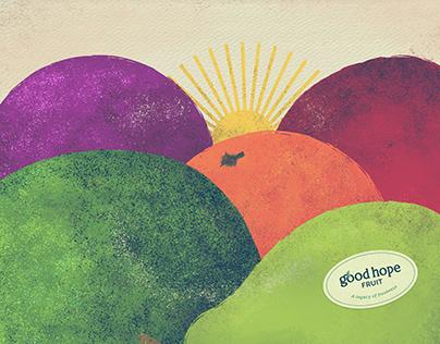 Good Hope Fruit   Branding Refresh Concept