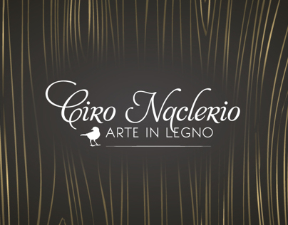 C. Naclerio, Fine Wood Art - Logo