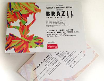 Houston International Festival - Brazil