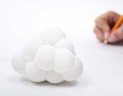 Cloud Eraser / DOIY Design