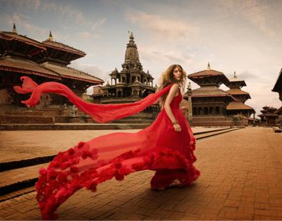 Leila Hafzi Collection - Nepal 2013
