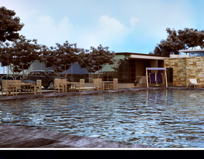 Blue Pool project