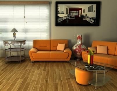 Orange project 'tiga macan'